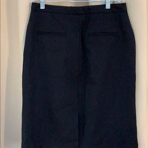 2 for $20 Gap Black Pencil Skirt